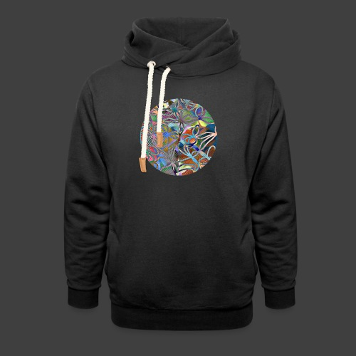 The joy of living - Shawl Collar Hoodie
