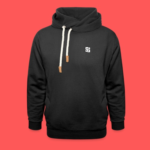 Black clothes - Shawl Collar Hoodie