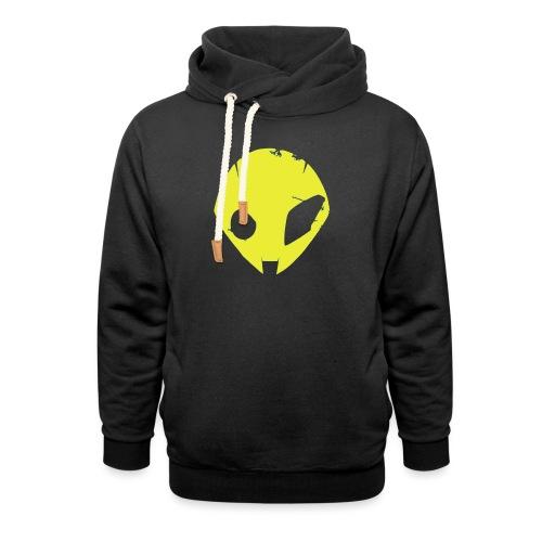 alien s1000rr - Schalkragen Hoodie