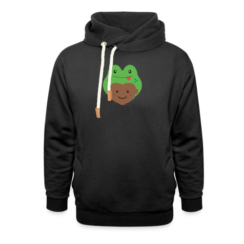 Tom the Frog | Ibbleobble - Shawl Collar Hoodie