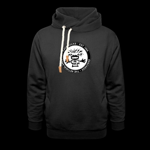 Emblem BW - Sjaalkraag hoodie