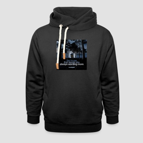 The House - Unisex Shawl Collar Hoodie