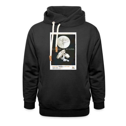 Il Sogno di Luna - Felpa con colletto alto