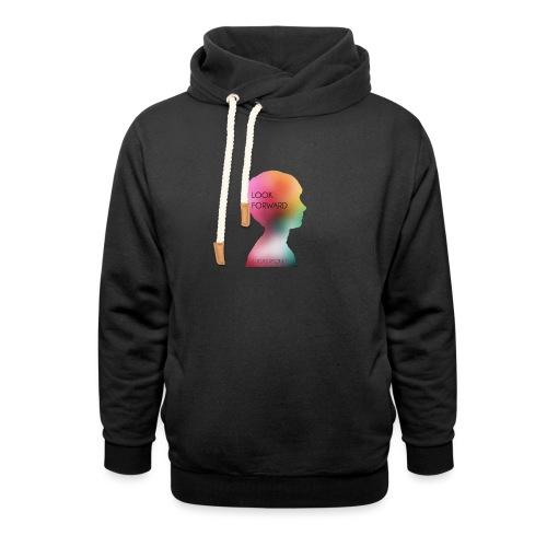 Gwhello - Sjaalkraag hoodie