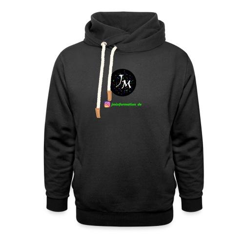 jminformation-Logo - Schalkragen Hoodie
