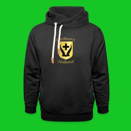 Giethoorn 2 - Sjaalkraag hoodie