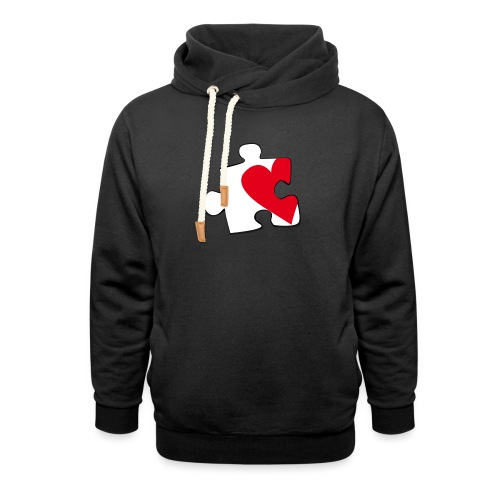 HEART 2 HEART HER - Felpa con colletto alto