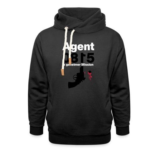 Agent 0815 - Unisex Schalkragen Hoodie