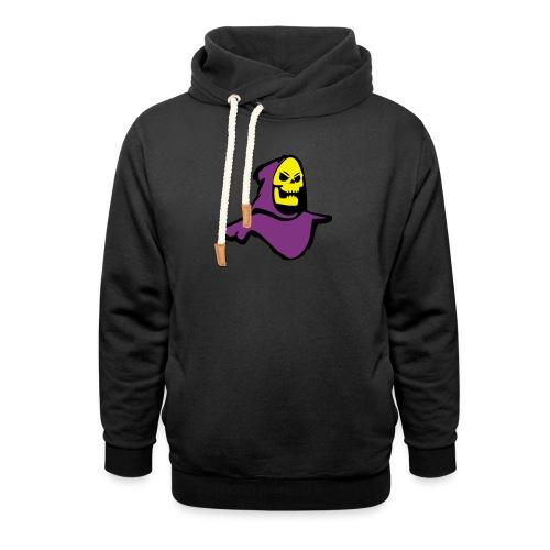 Skeletor - Unisex Shawl Collar Hoodie