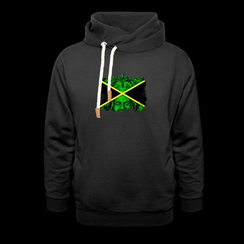 LION BOB JAMAICA - Schalkragen Hoodie