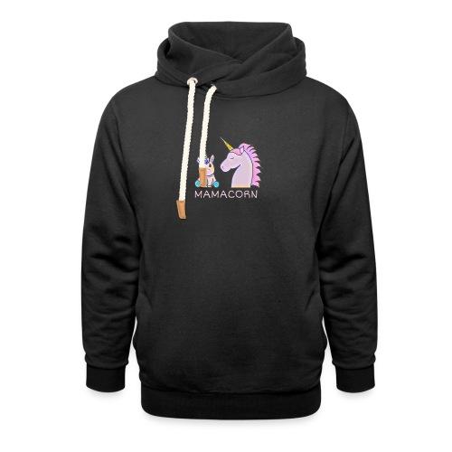 Mamacorn - Unisex Shawl Collar Hoodie