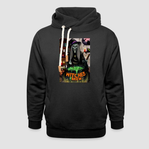 The Witch - Shawl Collar Hoodie