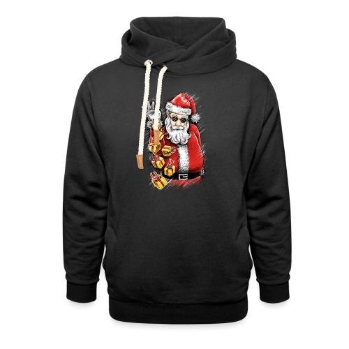 Gift Bae - Shawl Collar Hoodie