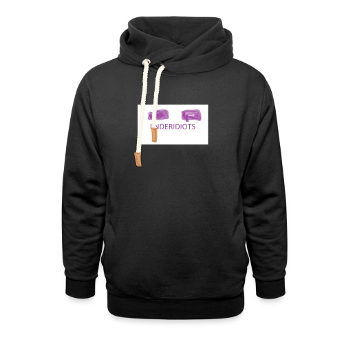 enderproductions enderidiots design - Unisex Shawl Collar Hoodie