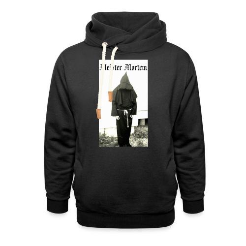 Die schwarzen Priester - Unisex Schalkragen Hoodie