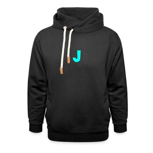 Jeffke Man T- Shirt - Sjaalkraag hoodie