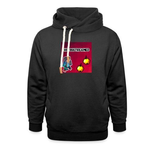 Logo kleding - Sjaalkraag hoodie