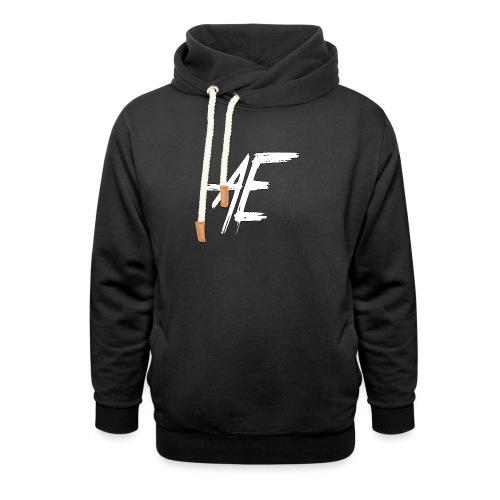 AsenovEren - Sjaalkraag hoodie