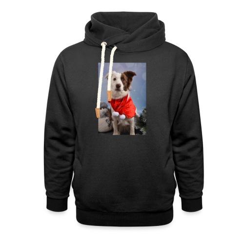 DSC_2058-jpg - Sjaalkraag hoodie