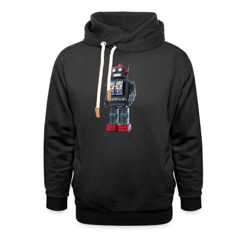 T-Shirt ROBOT - Felpa con colletto alto unisex