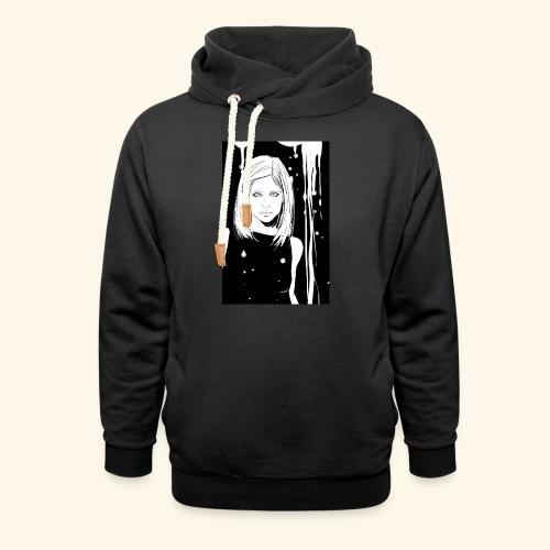 Buffy - Shawl Collar Hoodie