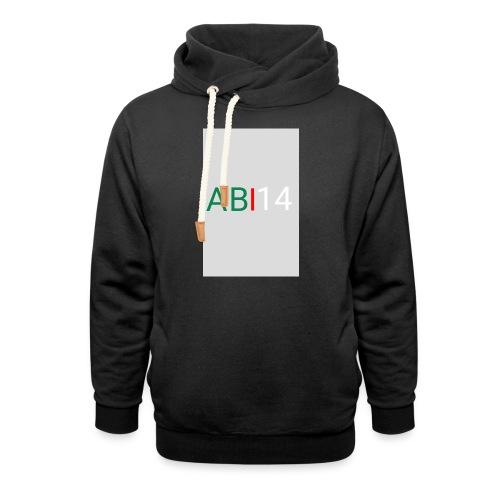ABI14 - Sweat à capuche cache-cou