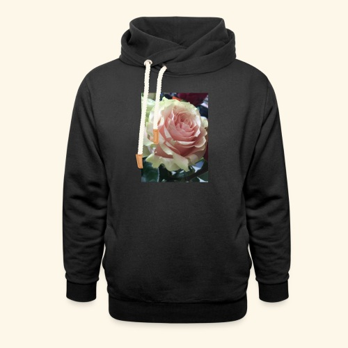 Roses - Schalkragen Hoodie