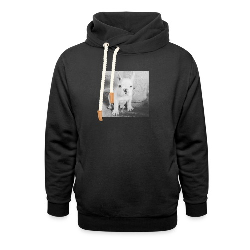 Billy Puppy - Sjaalkraag hoodie
