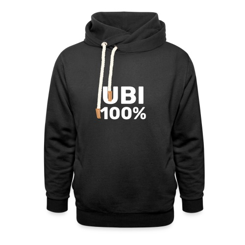 UBI 100% - Unisex Shawl Collar Hoodie