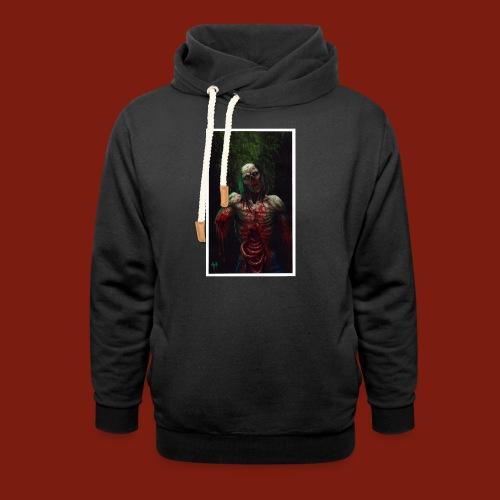 Zombie's Guts - Shawl Collar Hoodie