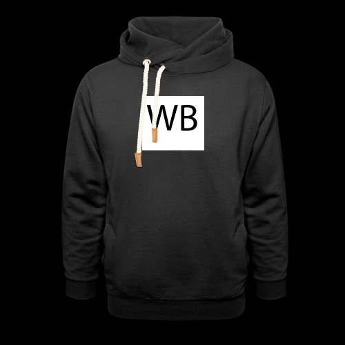WB Logo - Schalkragen Hoodie