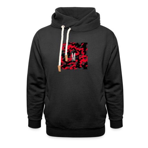 camo - Sjaalkraag hoodie