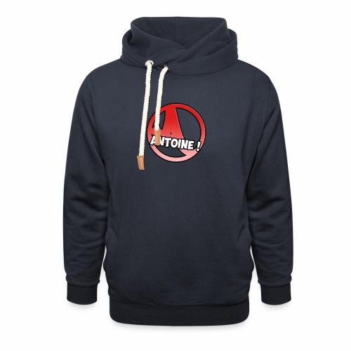 Le Logo Antoine ! - Sweat à capuche cache-cou