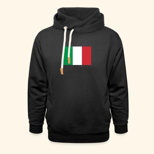 italy 162326 480 - Unisex sjaalkraag hoodie