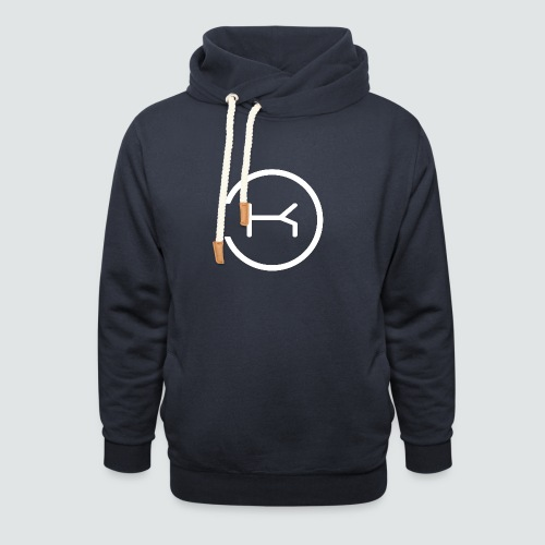 Klaphouse Records - Shawl Collar Hoodie