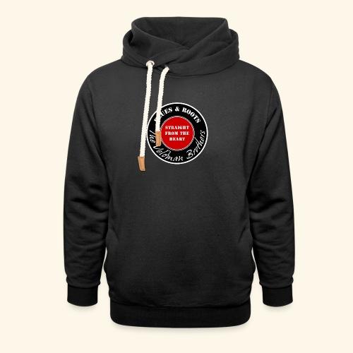 The Veldman Brothers - Sjaalkraag hoodie