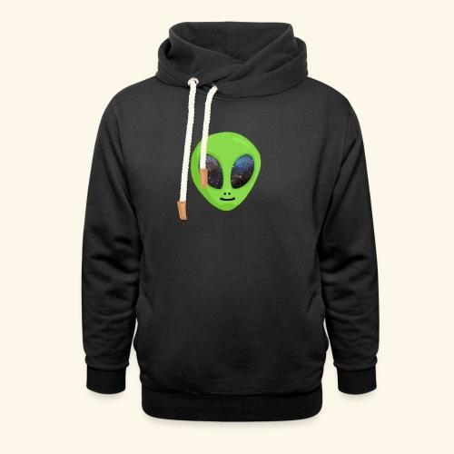 ggggggg - Sjaalkraag hoodie