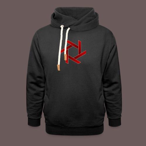 Star - Unisex hoodie med sjalskrave
