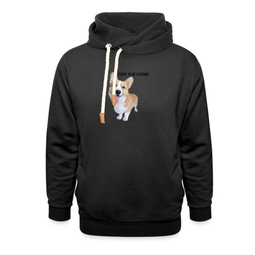 Silly Topi - Unisex Shawl Collar Hoodie