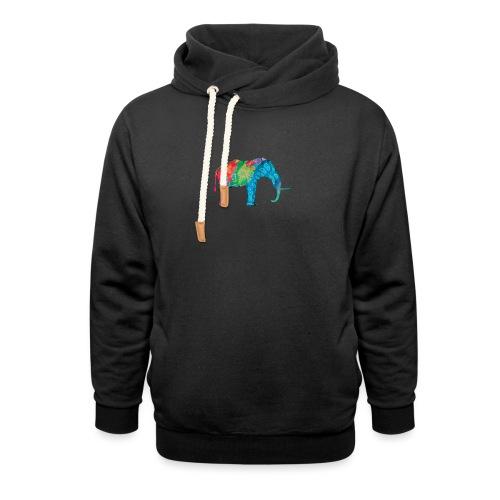 Elefant - Shawl Collar Hoodie
