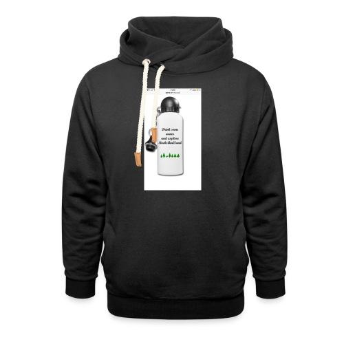 RocksAndSand adventure bottle - Shawl Collar Hoodie