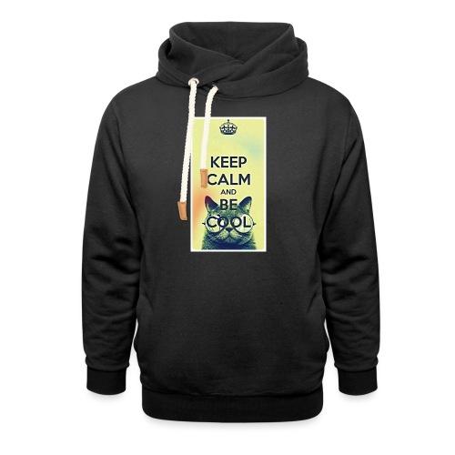 COOL - Sjaalkraag hoodie