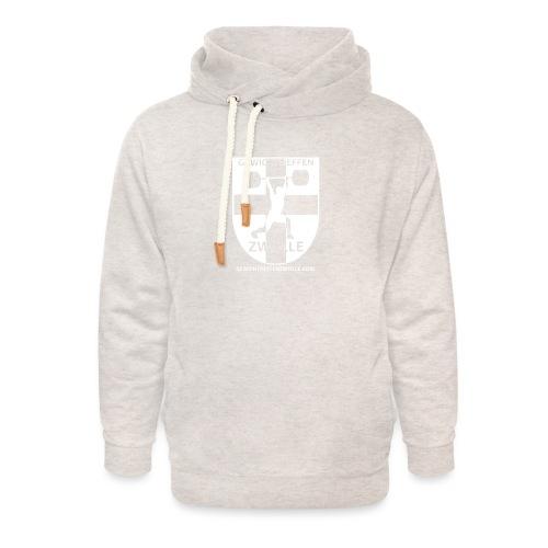 Bestsellers Gewichtheffen Zwolle - Unisex sjaalkraag hoodie