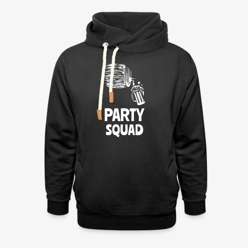 Lustiges Party Shirt I Funny Party Shirt - Schalkragen Hoodie