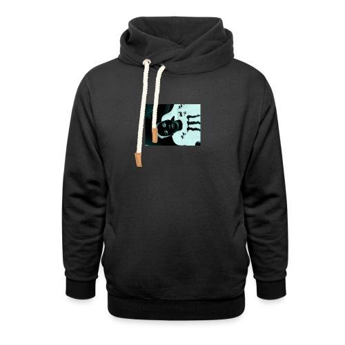 Mikkel sejerup Hansen T-shirt - Hoodie med sjalskrave