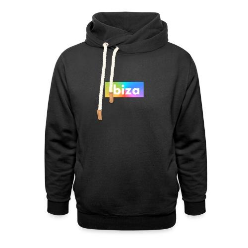 IBIZA Color - Unisex Shawl Collar Hoodie