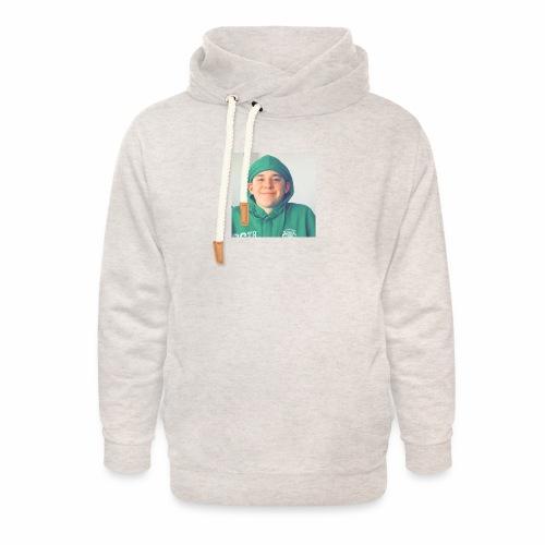Martjz - Unisex sjaalkraag hoodie