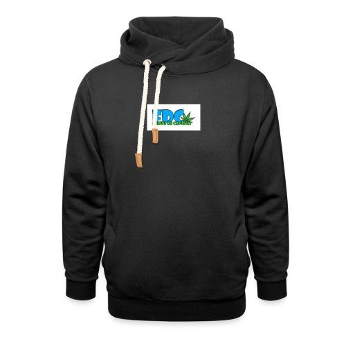 Logo_Fabini_camisetas-jpg - Sudadera con capucha y cuello alto