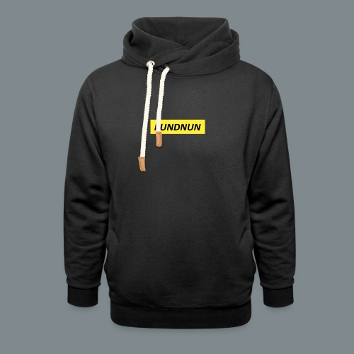 Kundnun official - Unisex sjaalkraag hoodie