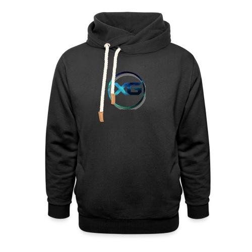 XG T-shirt - Sjaalkraag hoodie